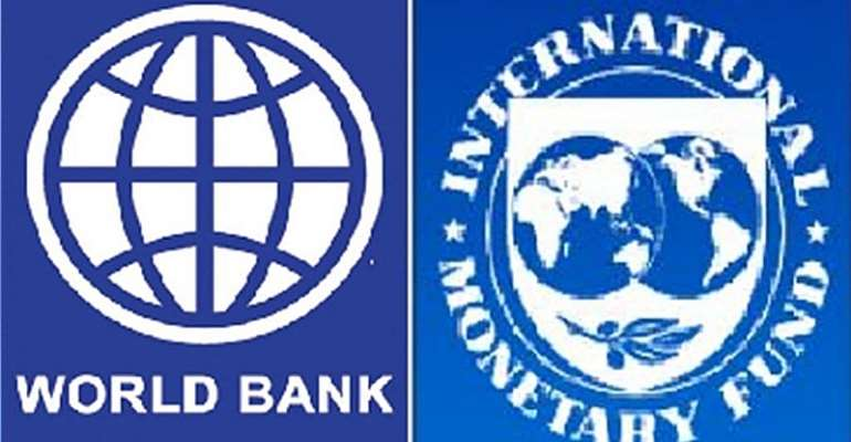 World Bank Group, IMF Mobilize Partners In The Fight Against COVID-19 In Africa
