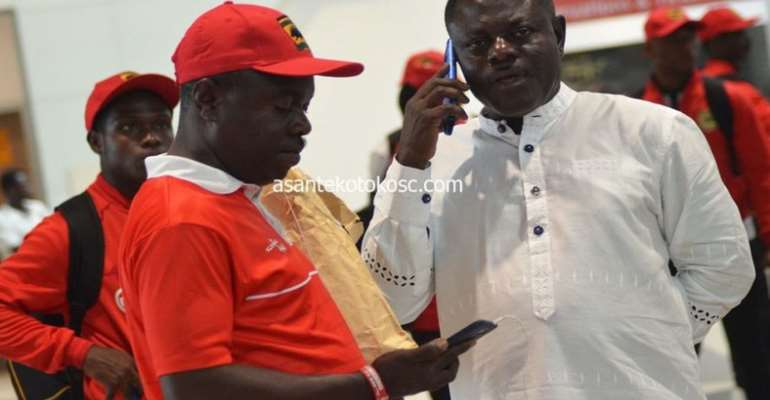Asante Kotoko Must Pay $24,000 To Esperance By May 17 Or Face Demotion