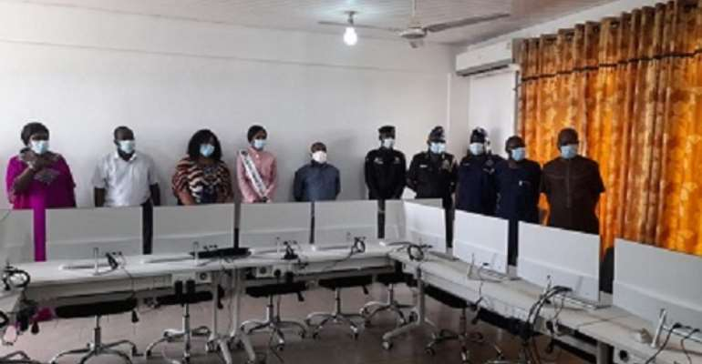 CyberGhana opens five cybersecurity laboratories across 5 Ghanaian universities