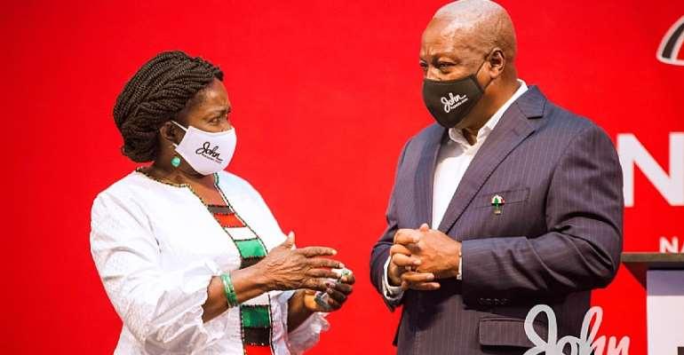 Stop the political skullduggery against John Mahama