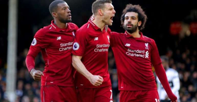'It'll Be Tough But Liverpool Can Beat Barca' - Milner