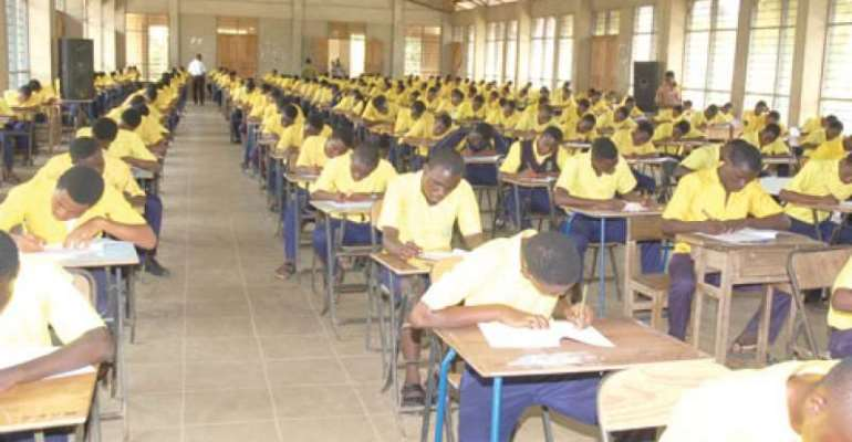 May WASSCE Augur Well For Our Candidates