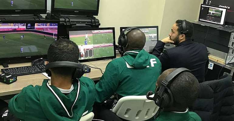 AFCON 2019: VAR To Be Used At Cup of Nations Quarter-Finals Stage