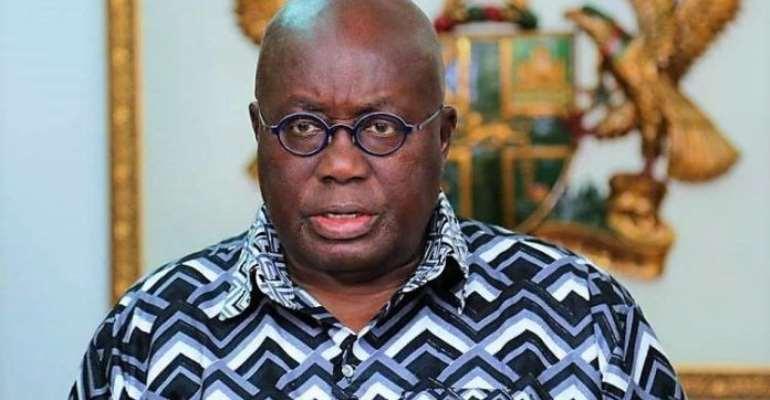 Akufo-Addo, President of Ghana