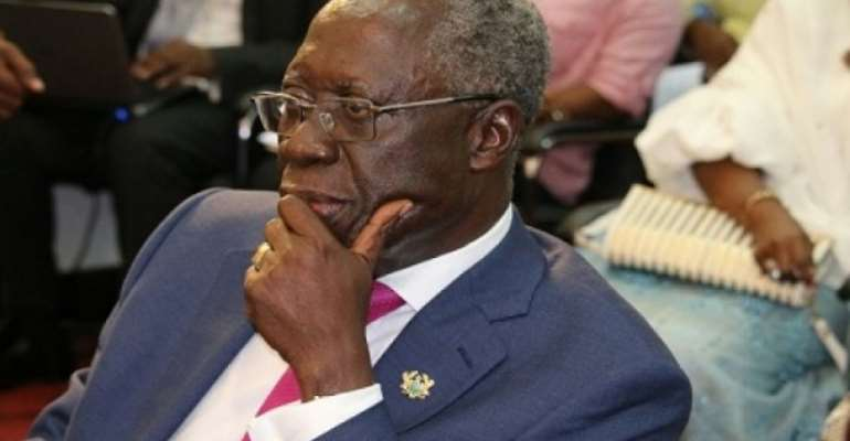 Inusah Fuseini is calling for the head of Yaw Osafo-Maafo for his comment