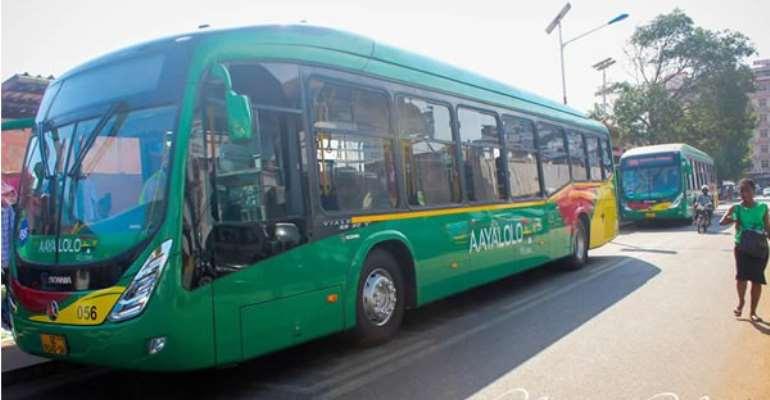 Mahama's Aayalolo Hit Road Again