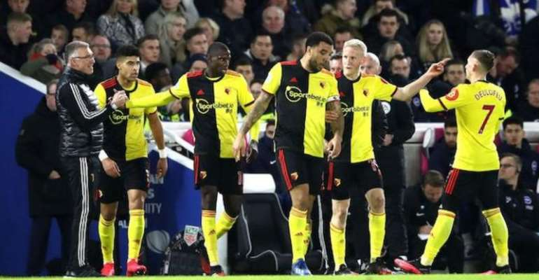 Watford's players would be the third Premier League squad to agree to defer part of their wages