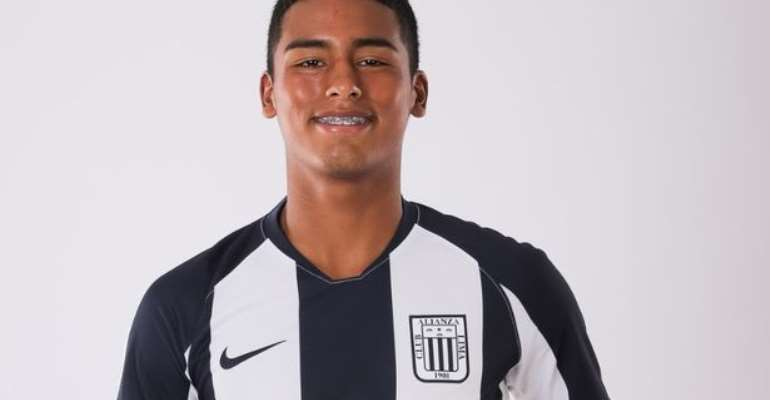 Man City: Kluiverth Aguilar, 16, Agrees To Join In 2021