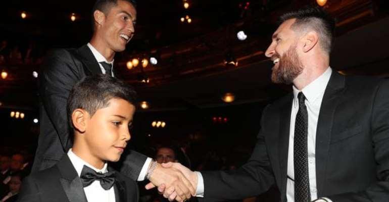 Ronaldo Is Not At Messi's Level, Says David Beckham