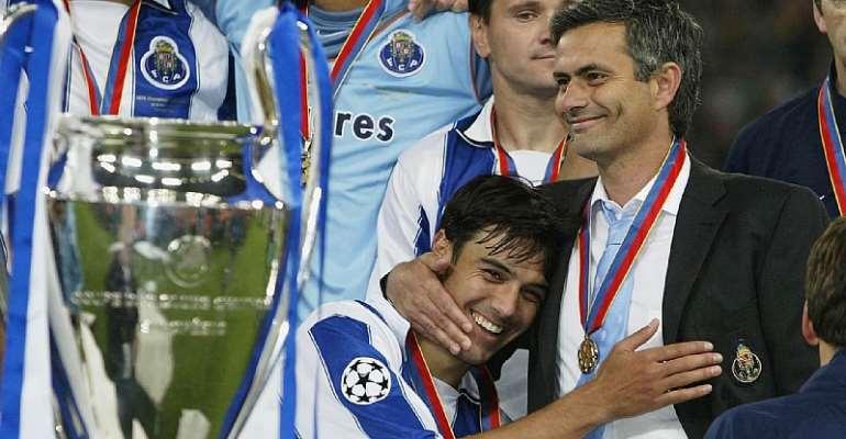 Man Utd Blocked Mourinho Return To Porto