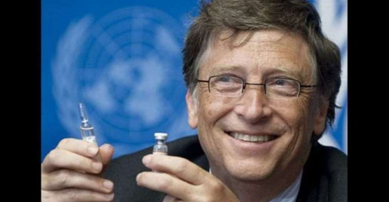 COVID-19: White House Petition To Investigate Bill Gates For