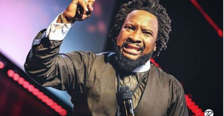 Sonnie Badu Blast WHO Over Africa Becoming Epicentre; 'Your Prediction Shall Not Come To Pass'
