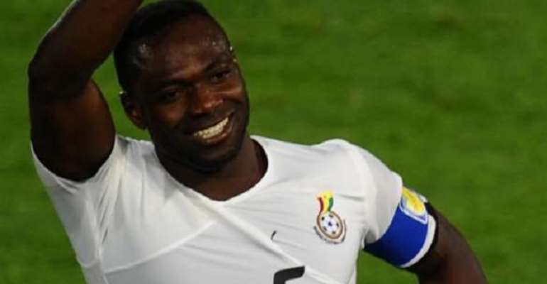 I Missed A Flight For Stephen Appiah Due To Our Bond - John Mensah