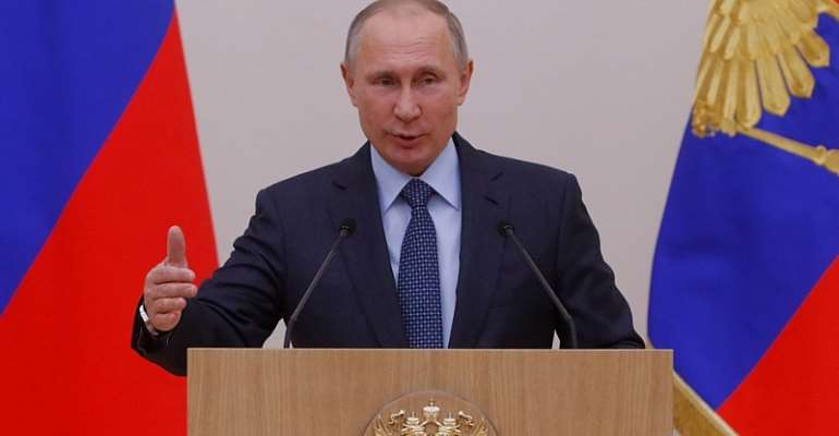 Putin Readies for State-of-the-Nation Address on April 21