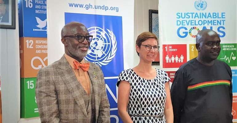 SDG Investment Platform launched