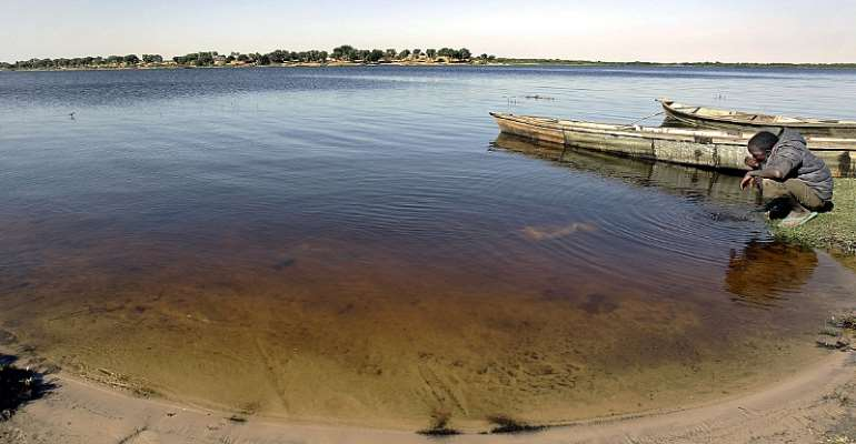 Saving Africa's Lake Chad: A Cornerstone for Collaboration of US and China