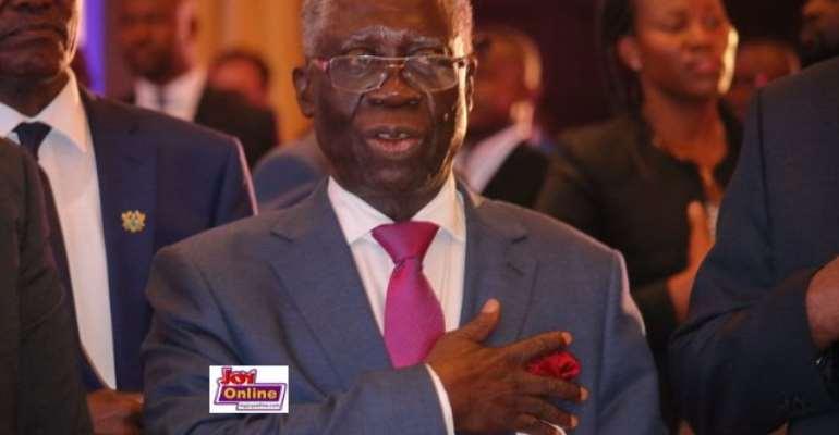 Yaw Osafo-Maafo is Senior Minister
