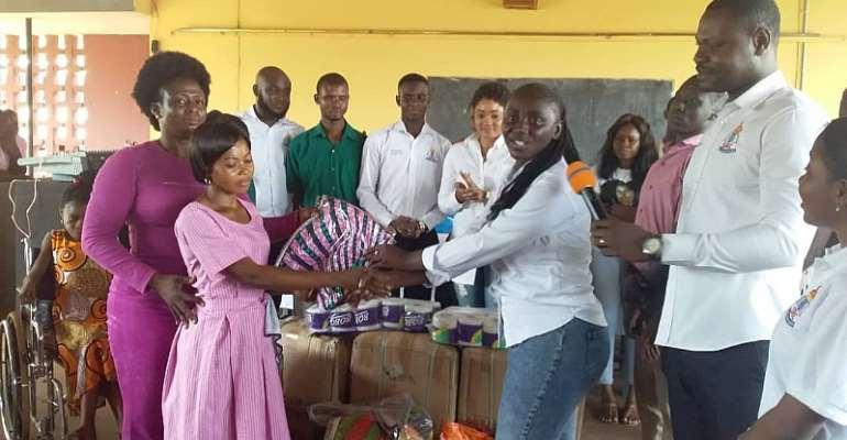 GBUC Students Fete Edwemase Rehab Center Inmates
