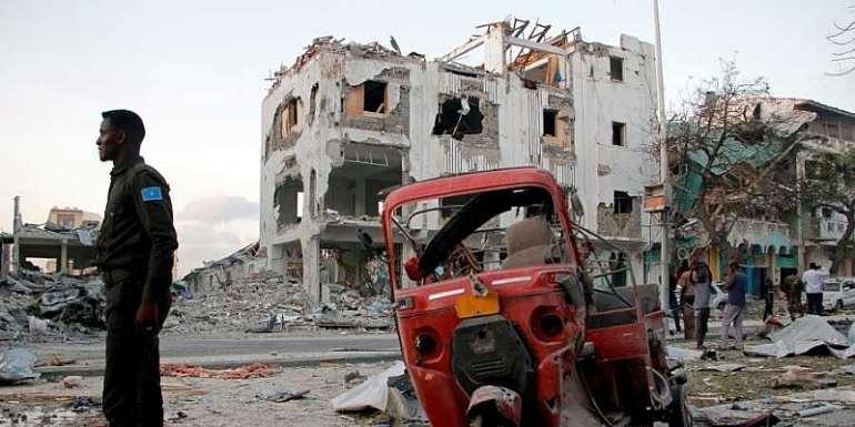 Top 10 Problems of Somalia