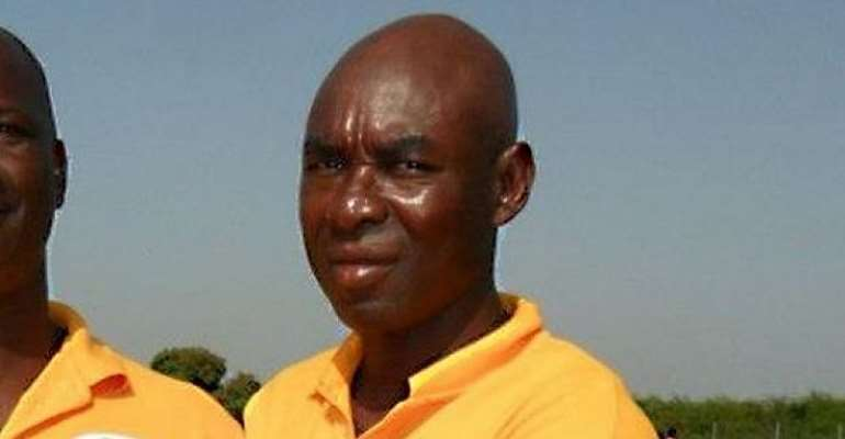 Tony Lokko Named As Berekum Chelsea Head Coach