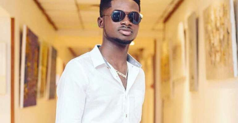 Event Guide Magazine: Kuami Eugene Covers April Edition, Unveiling on April 24