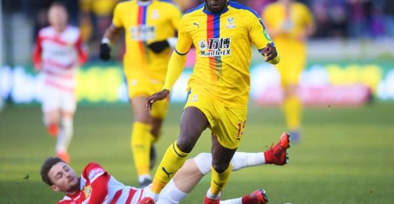 Jeffrey Schlupp's Afcon In Doubt After Ankle Injury