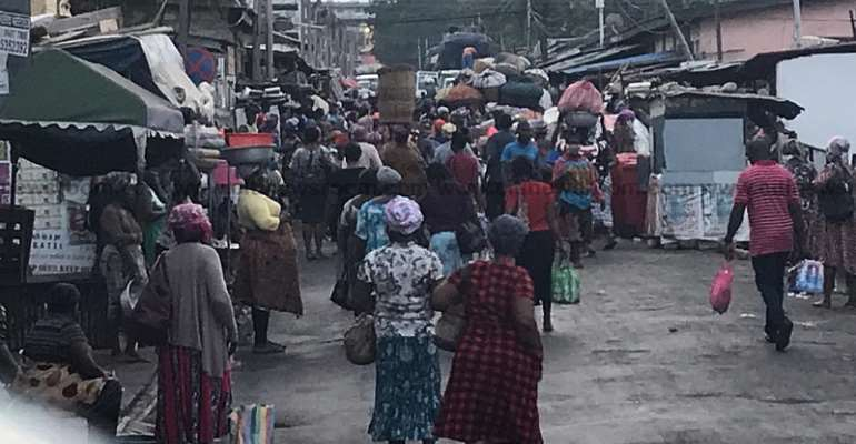 Businesses Bounce Back In Accra, Kumasi After Lockdown