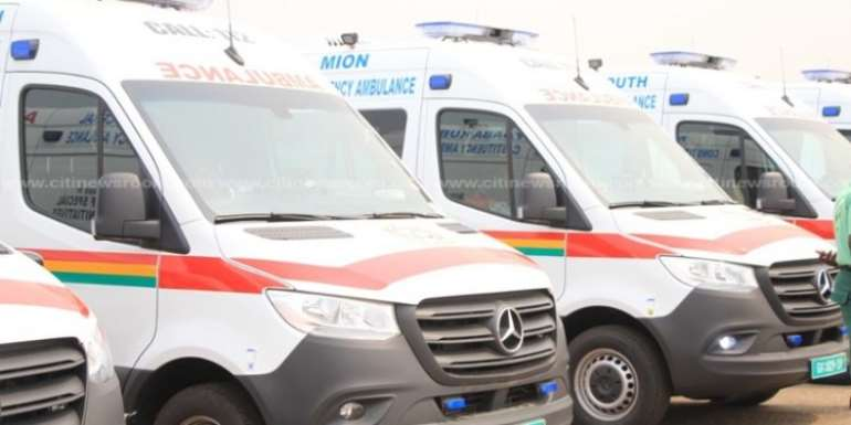 Covid-19: Ambulance Service Begs For PPEs