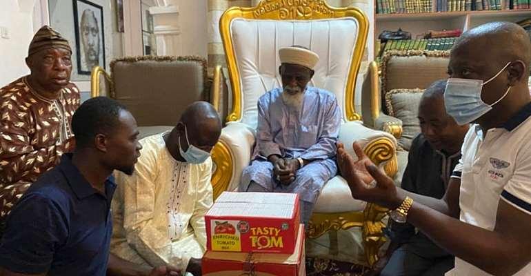 Ibrahim Mahama Donates To Feed 10,000 Households In Muslim And Christian Communities