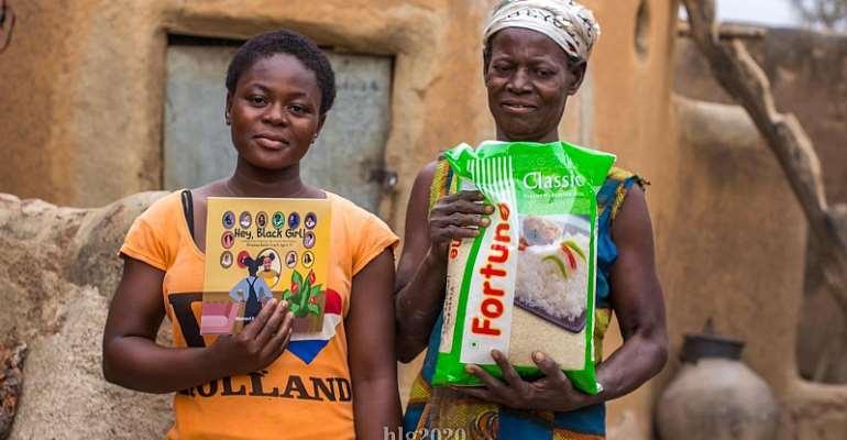 Homeland Ghana Educational Foundation Supports Students Amid COVID-19