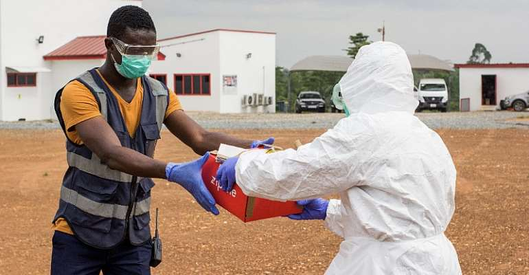 Zipline Ghana Launches Emergency Delivery Of COVID-19 Test Samples