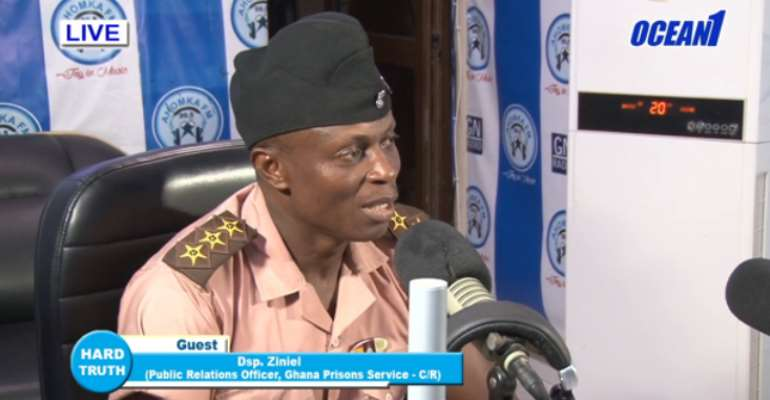 We Need Sanitizers For Our Inmates – DSP Ziniel