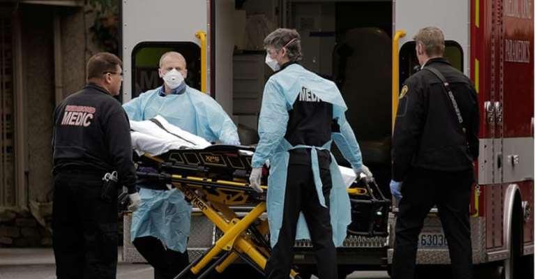 Coronavirus: US Deaths Hit Over 40,000