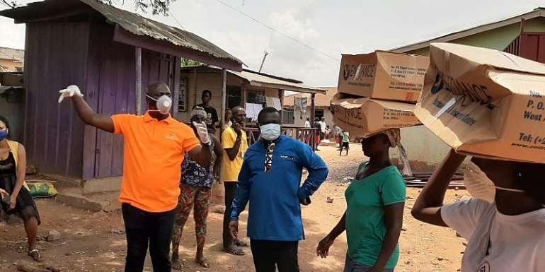 Poor Communities Benefit From Tobinco Donations