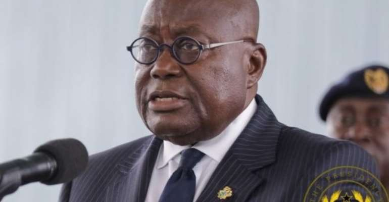 Akufo-Addo Says Successful Testing Regime, Controls Inform Lifting Of Lockdown