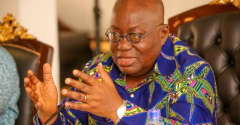 Akufo-Addo Outlines Sharing Method For COVID-19 Fund