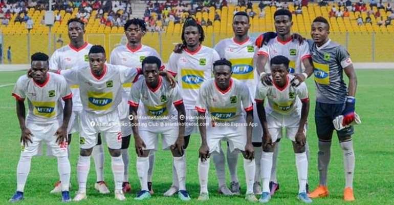 Coronavirus: Asante Kotoko Becomes First Ghana Premier League Club To Accept Pay Cuts