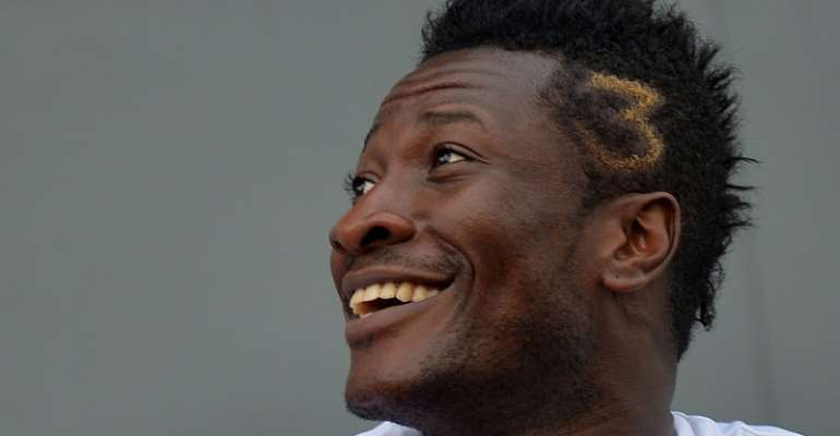 I Deserve To Win 2010 & 2014 CAF African Best Player Award, Claims Asamoah Gyan