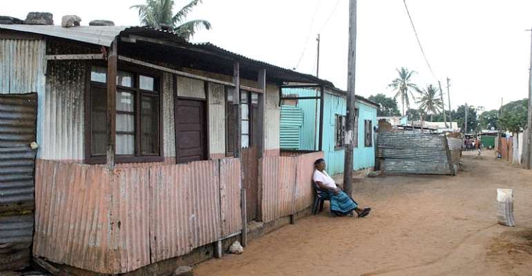In Mozambique's urban settlements a lockdown might be feasible for a short period of time. - Source: Getty Images
