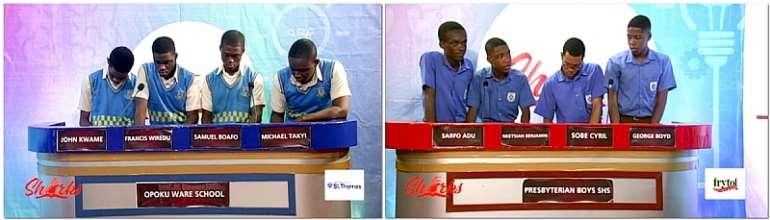 The Sharks Quiz: Presbyterian Boys Sees Off Defending Champions, Opoku Ware School