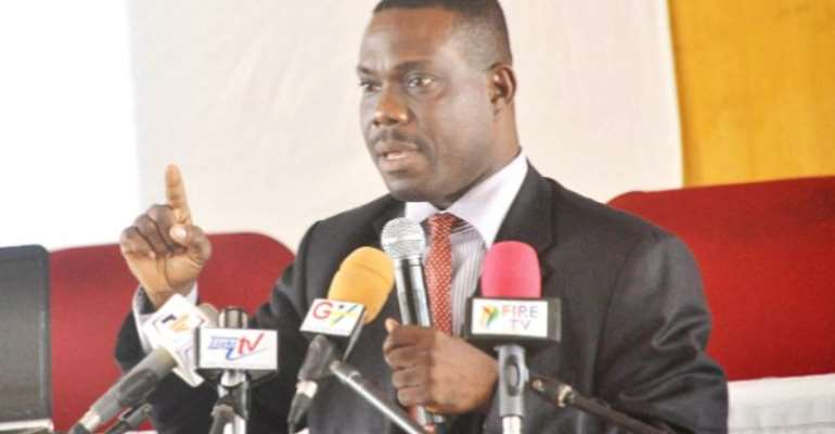 Covid-19: Lifting Lockdown Timely - Dr Oduro-Osae