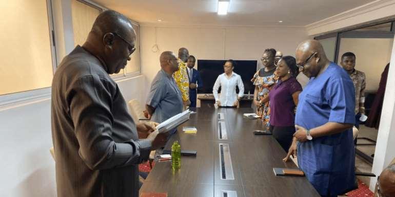 Akufo-Addo Lifting Of Covid-19 Lockdown Premature, Dangerous – NDC COVID-19 Team