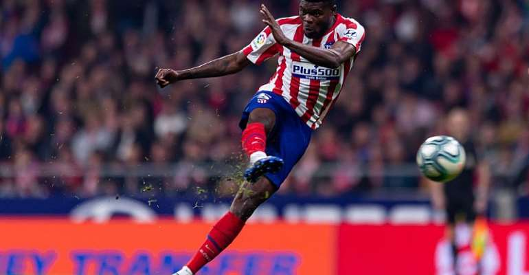 Partey one step away from joining Arsenal
