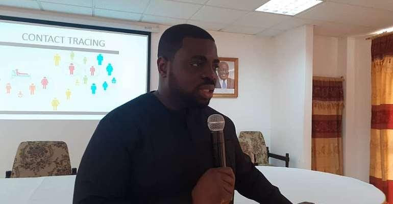 Dr. Senanu Kwasi Dzokoto