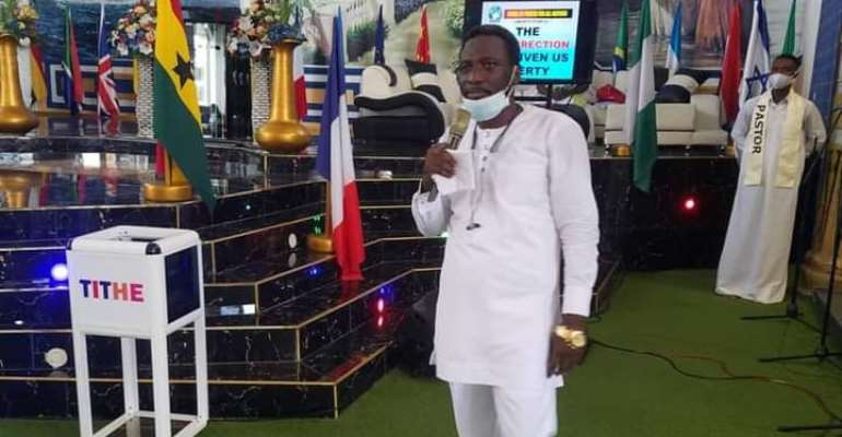 You cannot easily quit after wedding; Choose engagement, live together before — Prophet Blessing