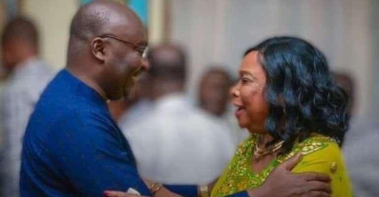 Bawumia has proven his critics wrong - NPP's Ama Busia
