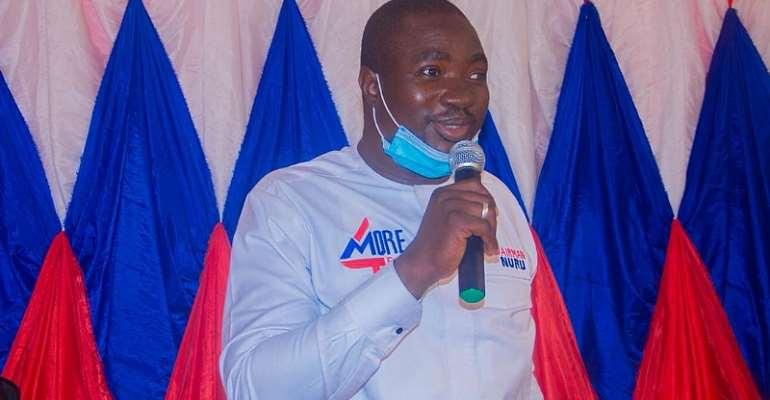 Disclaimer: I have not declared support for Agric Minister—Chairman Nurideeni