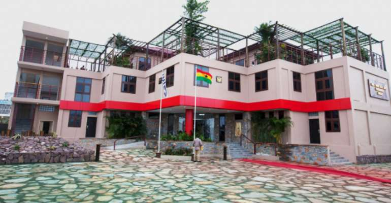 Atta Mills Presidential Library project will be ready by May – Contractor