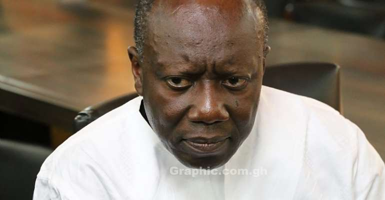 Ken Ofori-Atta to Make Major Financial Statements At Mid-Yr Budget Review