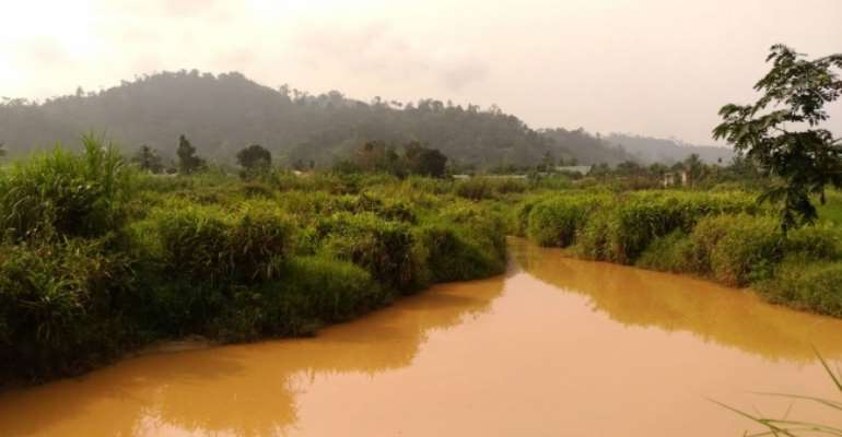 """""""Reclaiming Our Rivers Ruined By Galamsey Will Be Both Arduous And Expensive!"""""""